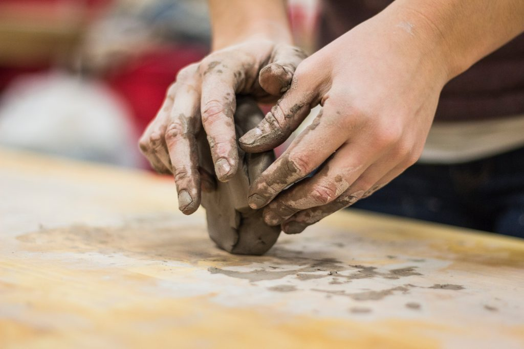 Being creative with Claymaking