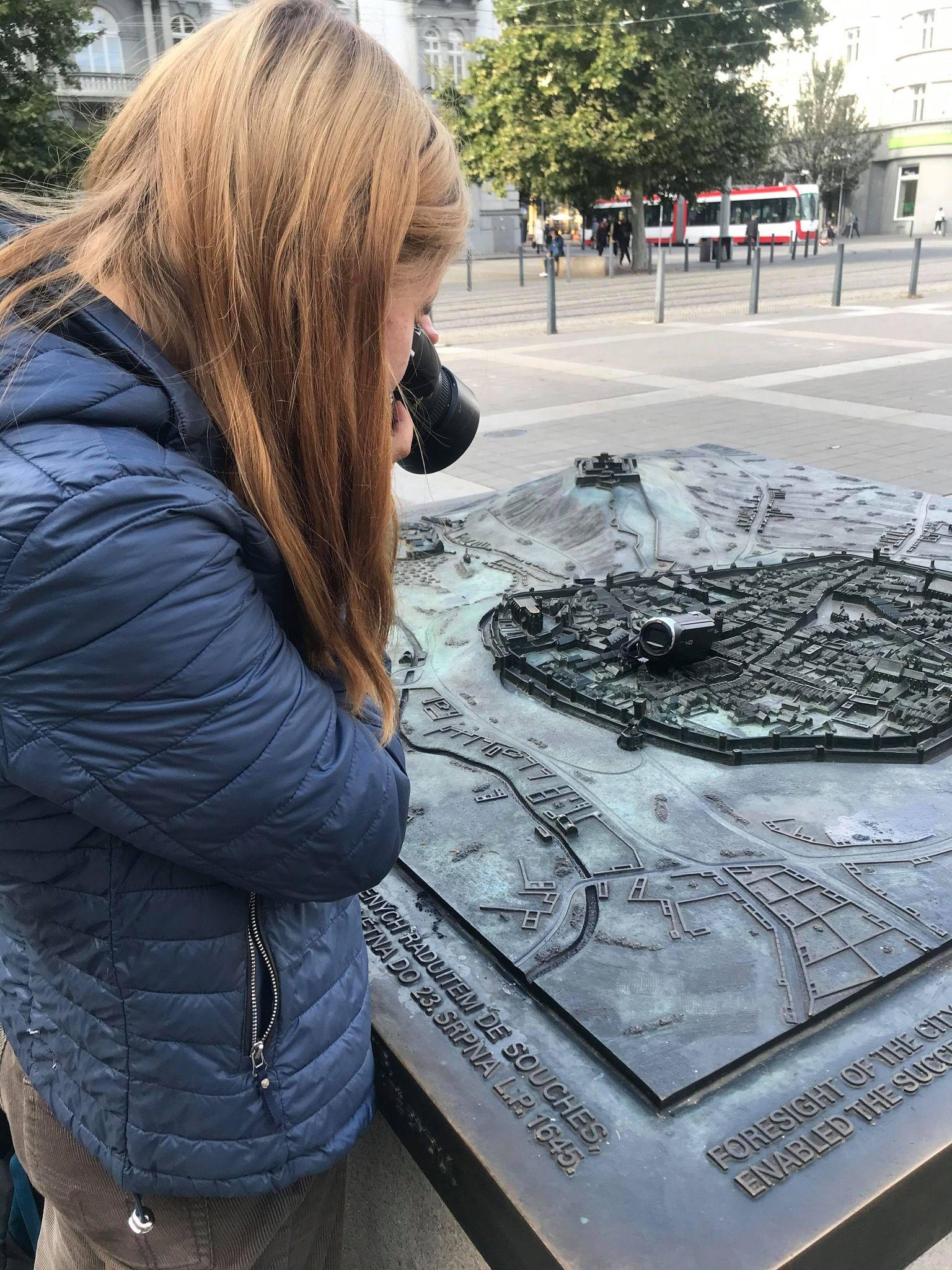Volunteer in Brno-Mladiinfo ČR